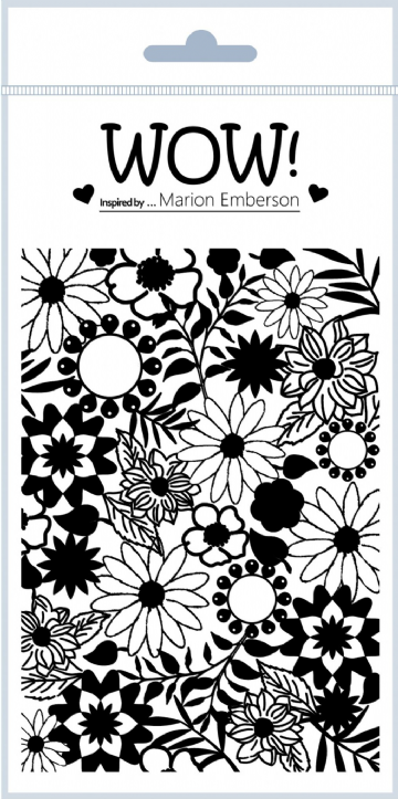 Blossom (by Marion Emberson) - Clear Stamp Set